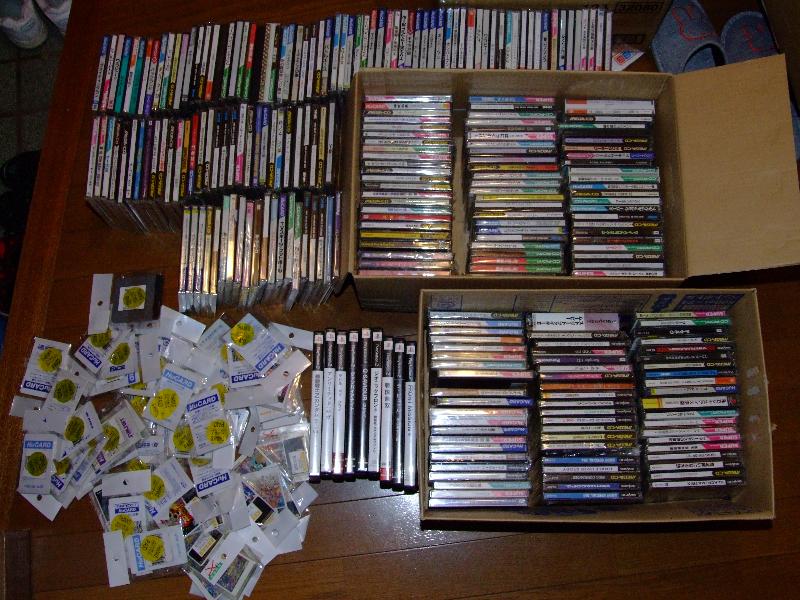 Japanese games 1