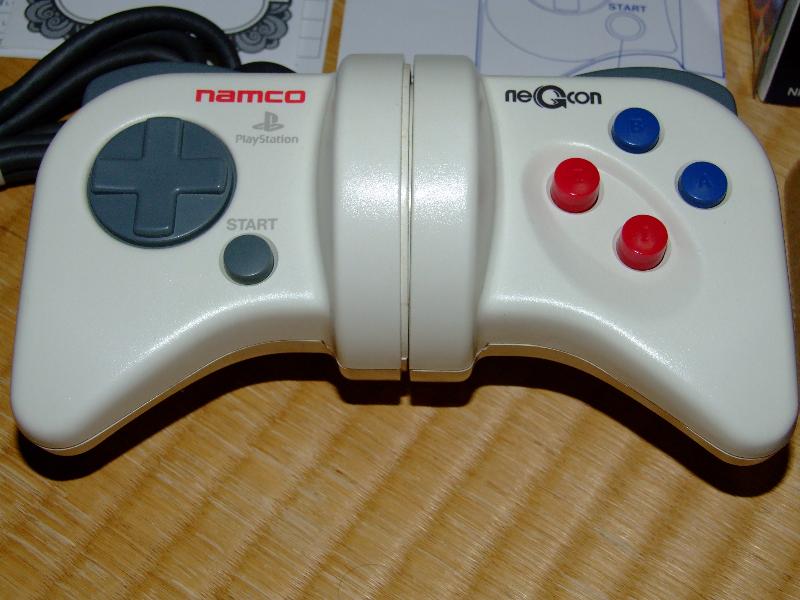 namco-playstation-negcon-controller