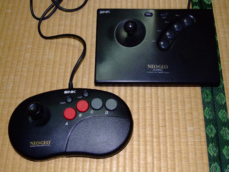 snk-neogeo-aes-console-controller