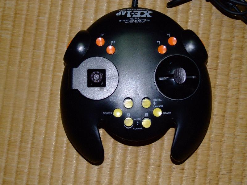 xe1ap-megadrive-controller